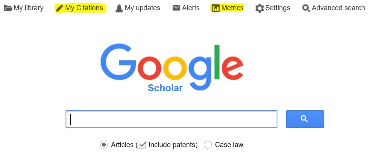 Do you know about Google Scholar?