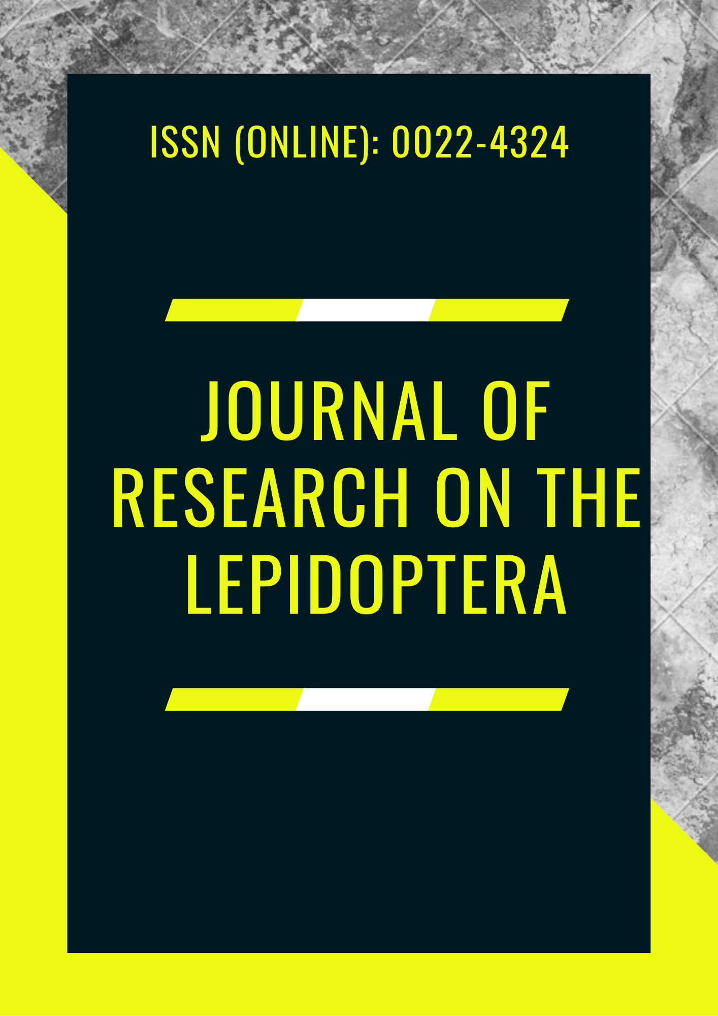 Journal of Research on the Lepidoptera
