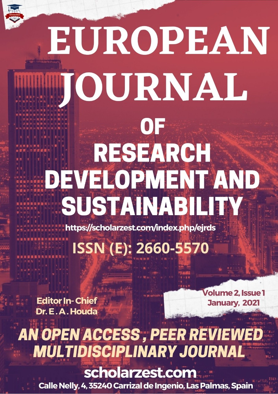 European Journal of Research Development and Sustainability (EJRDS)