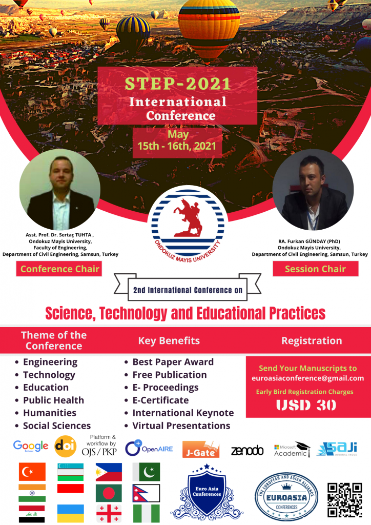 Science , Technology and Education Practices (STEP) - (2nd International Conference)